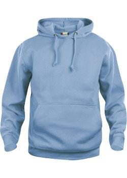 lyseblå
